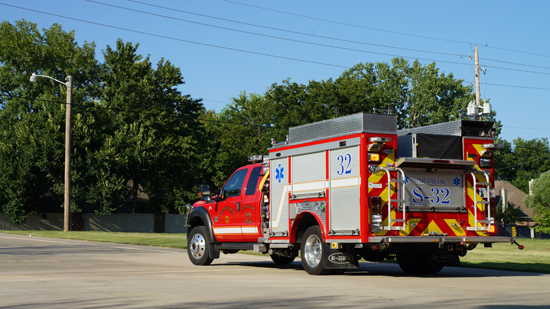 The Tulsa Fire Department uses RRVs, staffed with two multi-rol fire/ALS personnel to reduce overall cost of EMS deployment and extend EMS resources.