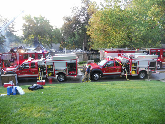 In addition to downsizing response vehicles, fire departments should also consider reevaluating their ALS deployment models.