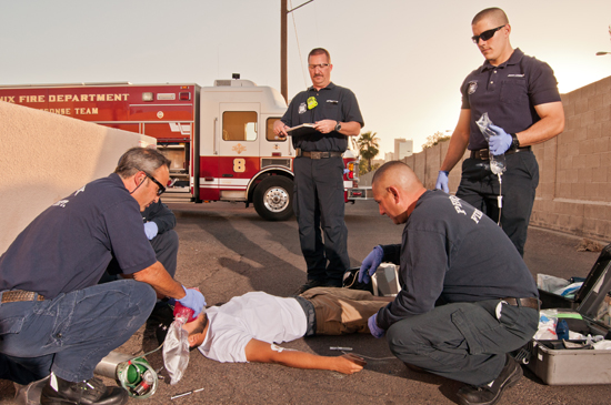 Naloxone deployment and administration protocols will differ for every community.