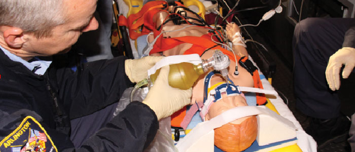 Study Describes Simulation Use, or Lack Thereof, in EMS Education