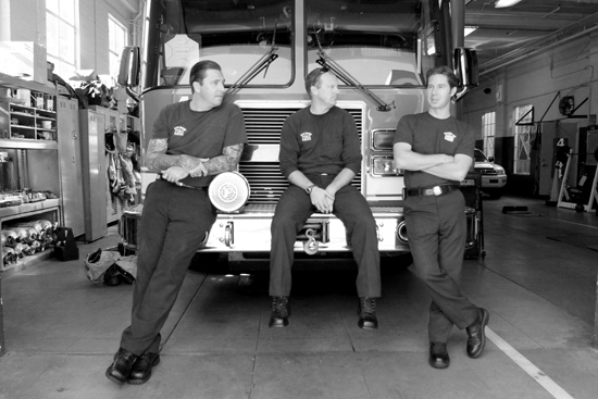 EMS personnel frequently battle PTSD in the course of their careers.