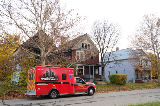 Detroit's Efforts to Improve EMS Response Includes Dual-Role Fire/EMS