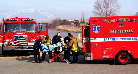 The Cinderella Story of the Memphis Fire Department's EMS System