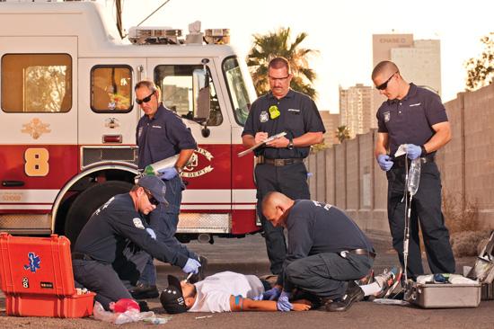 EMS response to opioid overdoses