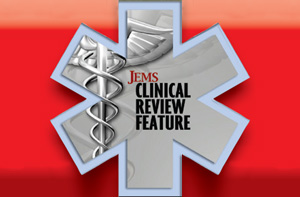 JEMS clinical review feature