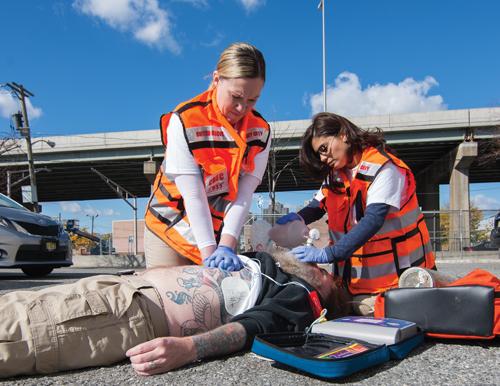 EMS citizen responders