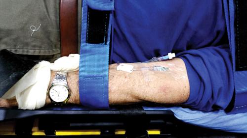 EMS use of ketamine
