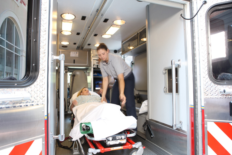 Protecting EMS Personnel from Assault
