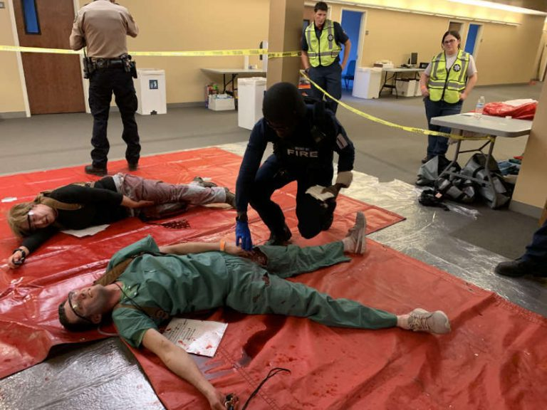 Training Effectiveness for Point of Injury Medical Care – Vital Sign Monitoring and Demographic Comparisons of Paramedics in Warm Zone Active Shooter Drills