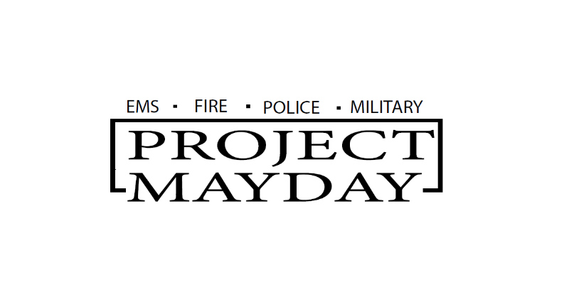 The image shows the logo of the Project Mayday podcast.