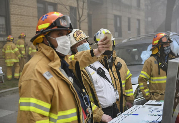 21 Injured in Queens Eight-Alarm Fire
