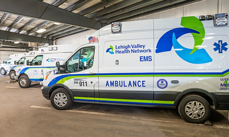 The Lehigh Valley Health Network is recruiting individuals for an Emergency Medical Services work/study program.