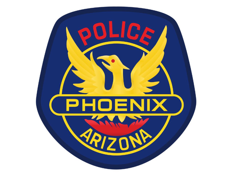Phoenix Police Department patch
