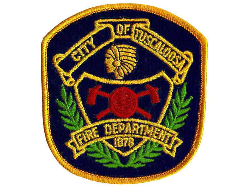 Tuscaloosa Fire Rescue patch