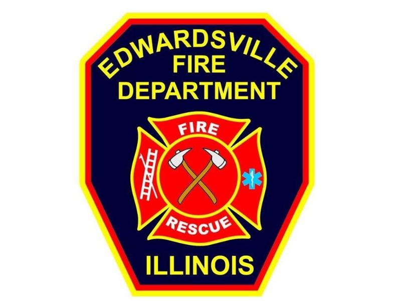 Edwardsville Fire Department patch