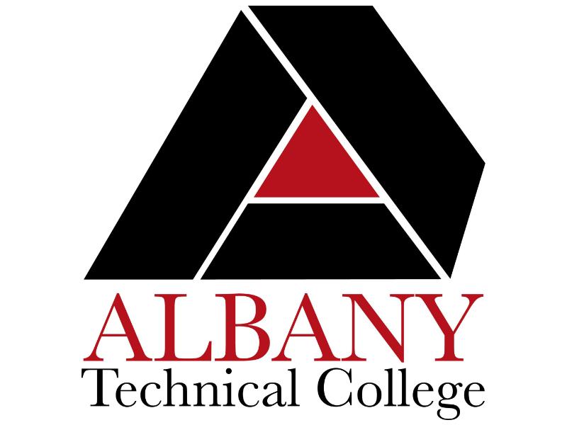 The Albany Tech logo
