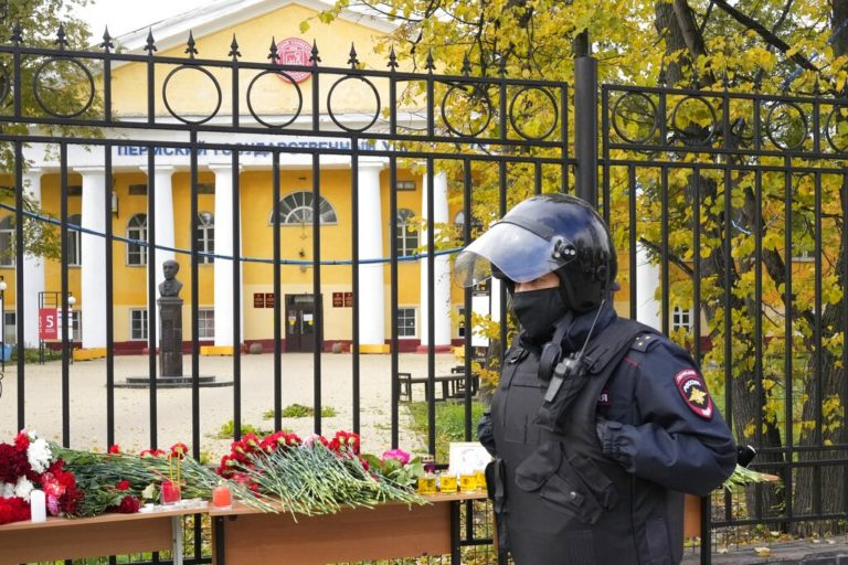 Survivors of Russian University Shooting Airlifted to Moscow