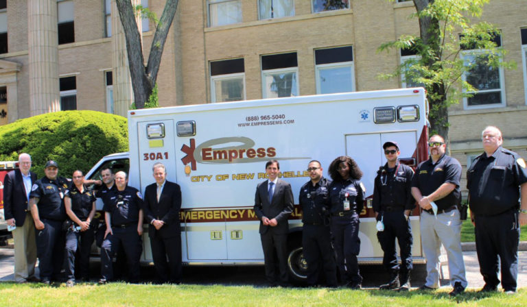 2020 EMS10 Winner Profile: Employees of Empress EMS