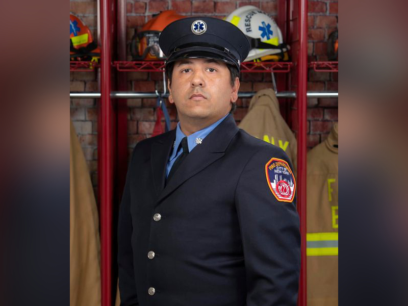 New FDNY EMTs Include a Probie Whose Stepfather Died from 9/11-Related Illness