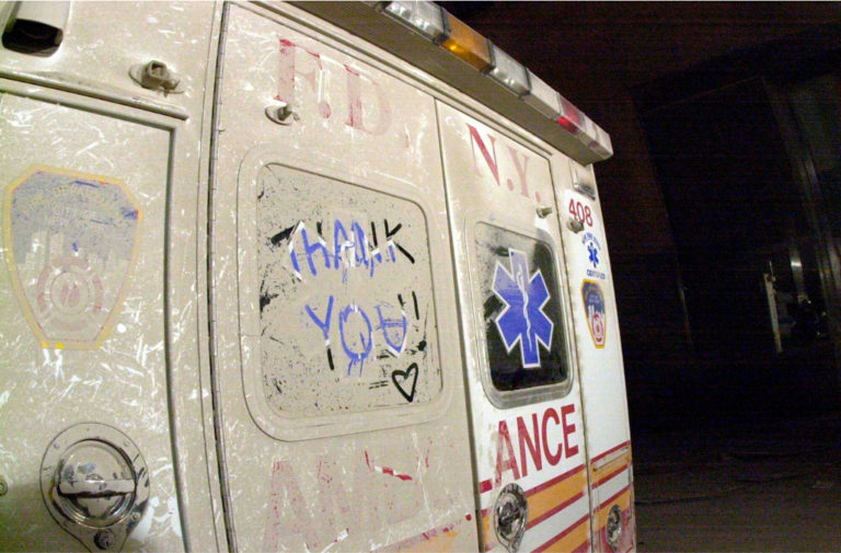 20th Anniversary of 9/11: Rebuilding FDNY EMS and a City