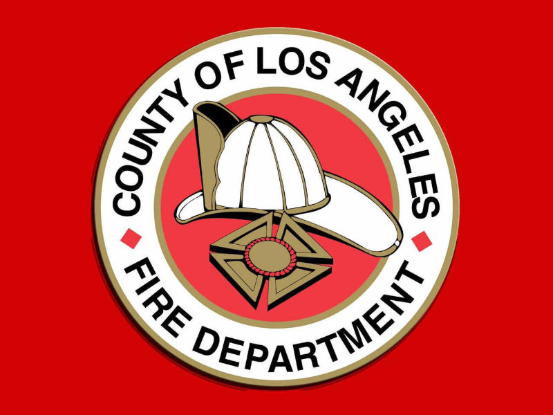 Los Angeles County Fire Department insignia