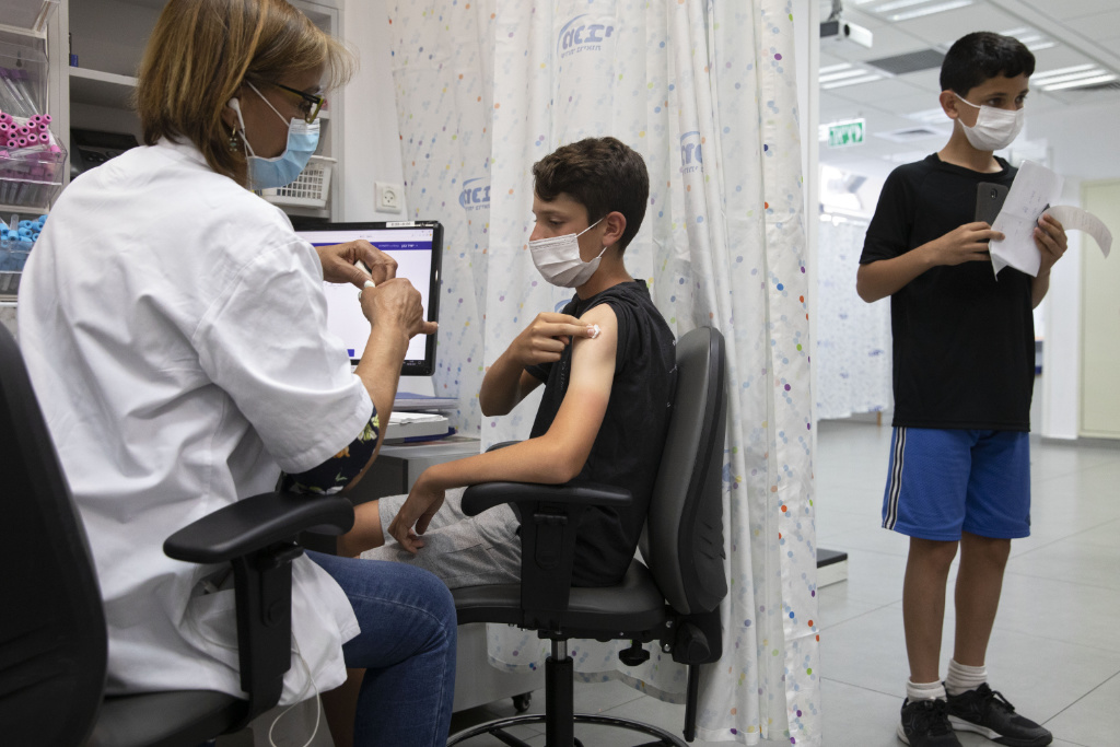 White House Details Plans to Vaccinate Kids